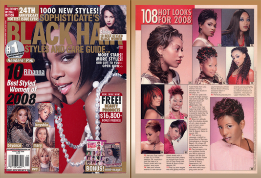 Black Hair Magazine